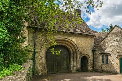 Augustinian Gatehouse