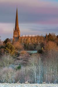St Marys Church Tetbury