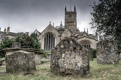 Cirencester Parish Curch