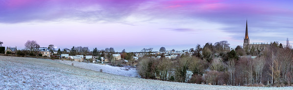 Tetbury January Landscape