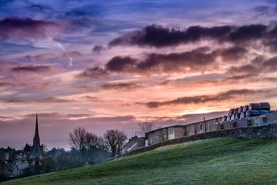 Tetbury February Sunrise