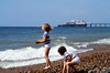 Brighton with Snows August 1976