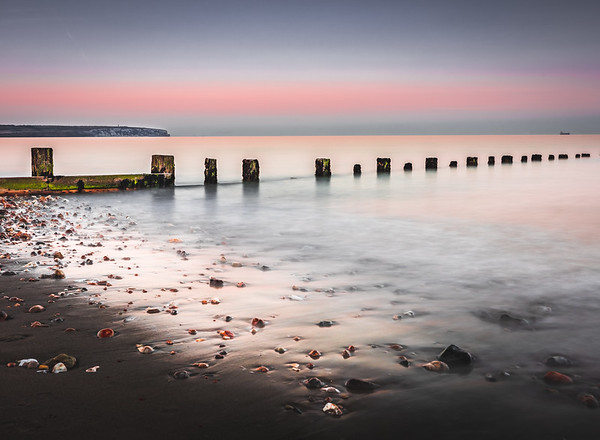Calmness- Shanklin Beach, Isle of Wight
