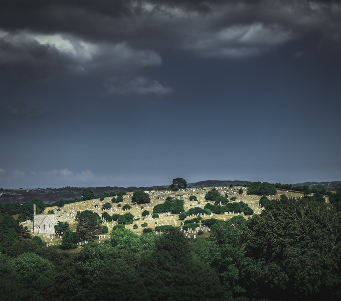 Rest in Peace! - Carisbrooke Cemetery, Isle of Wight
