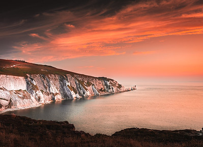 Explosion! - The Needles, Isle of Wight