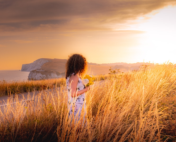 Field of Gold! - Isle of Wight