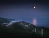 Moonshine! - Lulworth Cove, Jurassic Coast