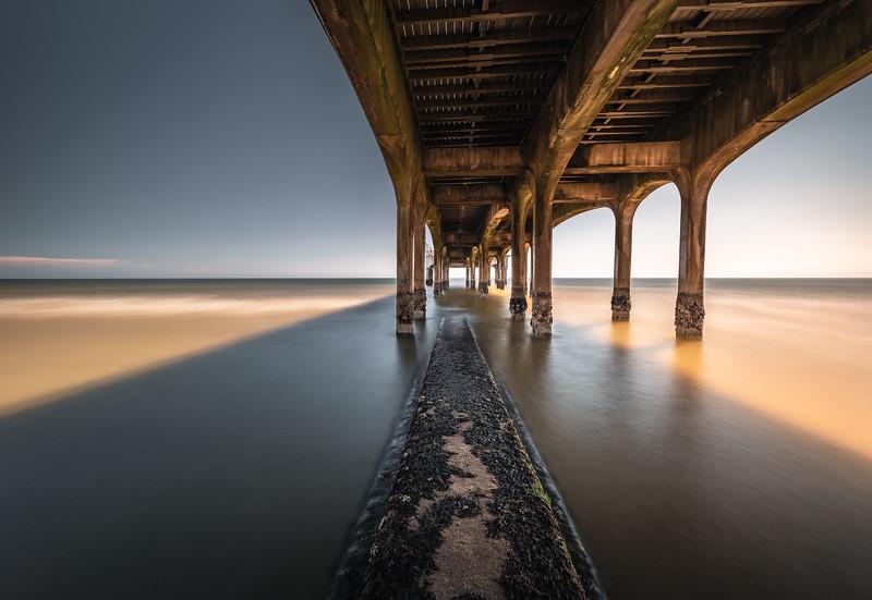 Convergence! - Boscombe Pier, Bournemouth