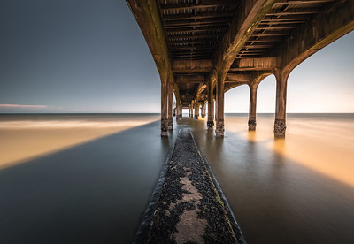 Convergence! - Boscombe Pier, Bournemouth