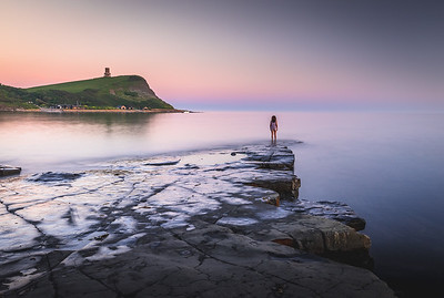 Twilight Saga! - Kimmeridge Bay, Jurassic Coast