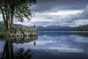 At one with Nature! - Coniston Water , Lake District