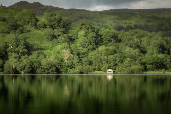 Dream in Green - Rydal Water, Lake District, United Kingdom