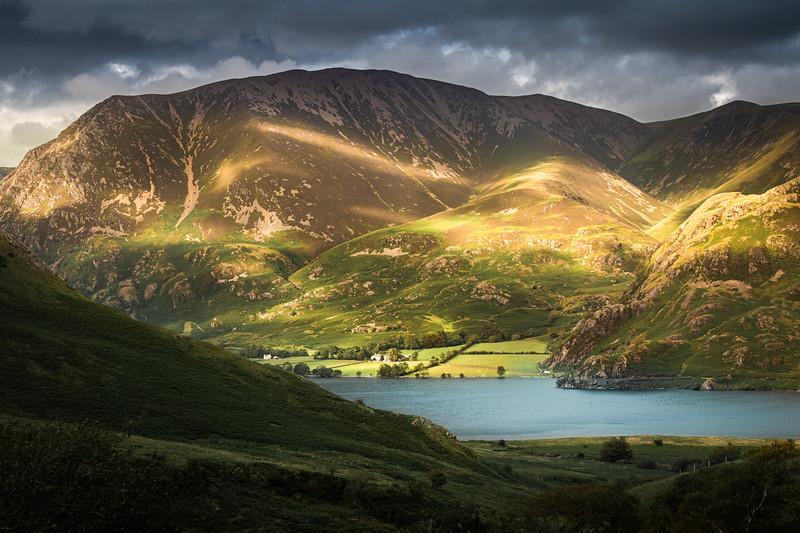 Greener Pastures! - Crummock Water, Lake District