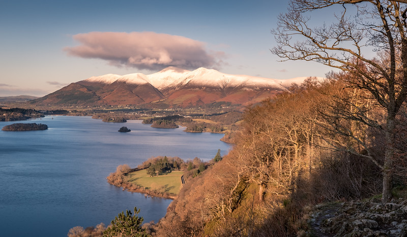Light and Shade! - Derwent Water, Lake District