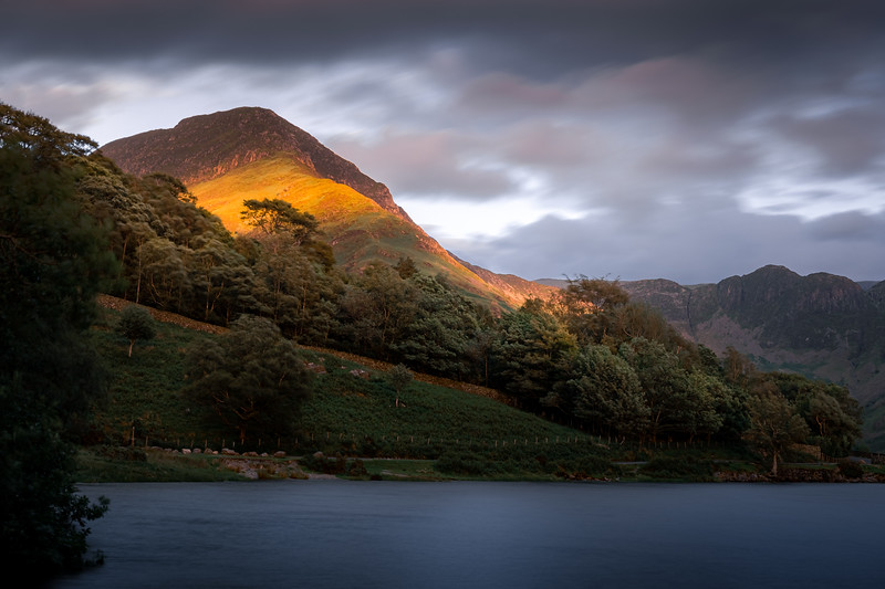 Striking Gold! - Buttermere, Lake District