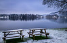 Frozen Morning - Windermere, Lake District, Cumbria