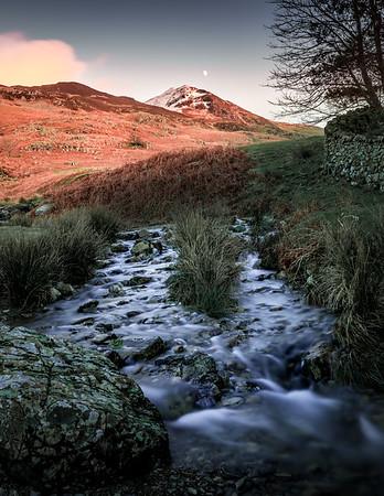 Split! - Buttermere, Lake District