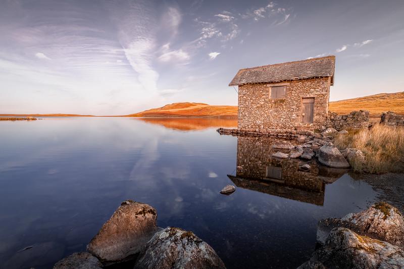 Cumbrian Reflections - Devoke Water, Lake District, United Kingdom
