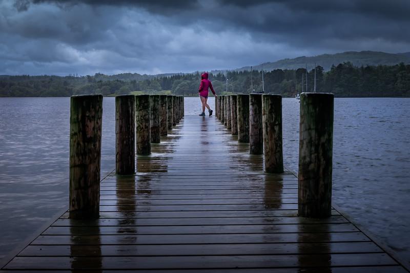 Mellow! - Ambleside Pier, Lake District