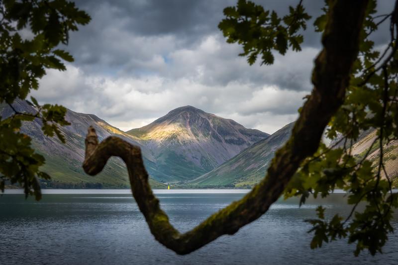 Triangles - Wast Water, Lake District, United Kingdom