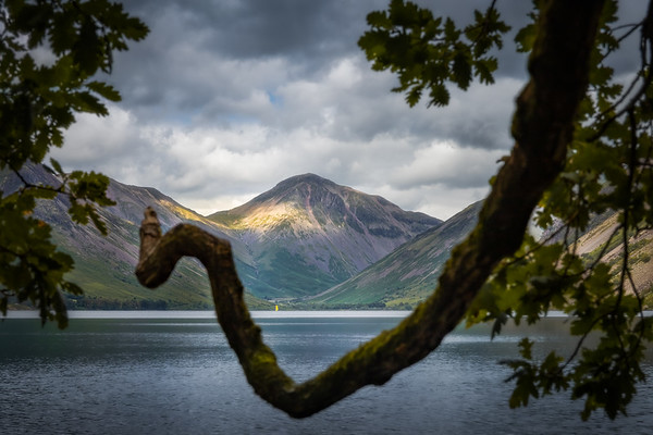 Triangles - Wast Water, Lake District, United Kingdom