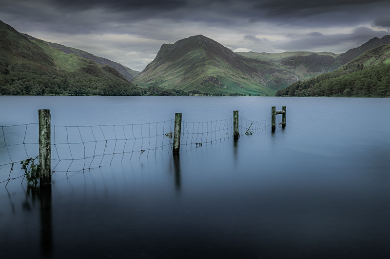 Boundless Blue! - Buttermere, Lake District