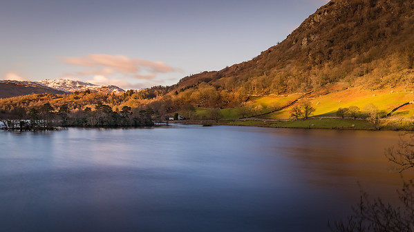 Spotlight! - Rydal Water, Lake District