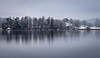 The winter calm! - Windermere, Lake District