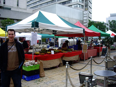 Markets at Hammersmith.