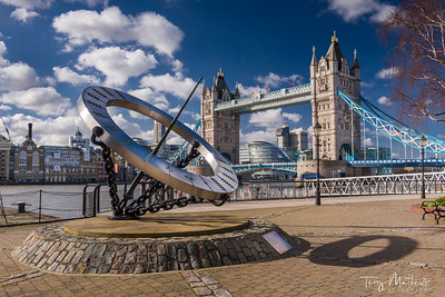 Tower Bridge Sundial