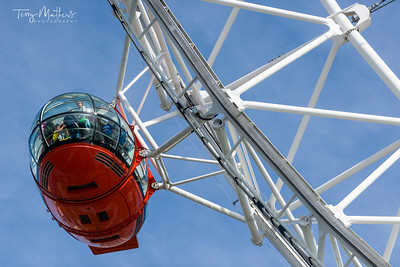 Millennium Wheel London Eye