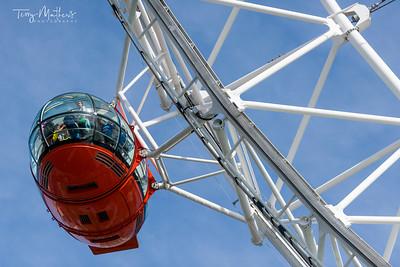 Millennium Wheel London Eye