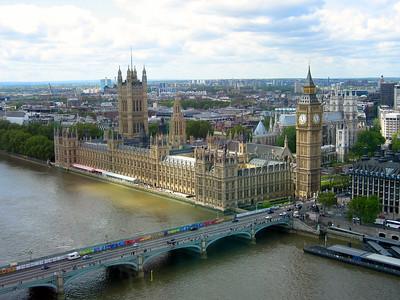Ben Ben, Houses of Parliament May 2005