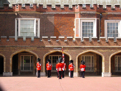 Changing of the Guard May 2005