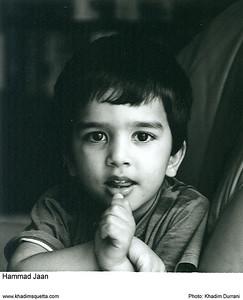 Hammad - my baby!