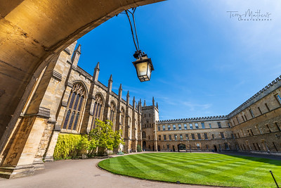 New College Oxford