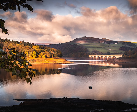 Morning Light! - Ladybower Reservoir, Peak District