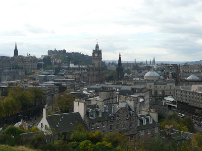 More Edinburgh from Calton Hill