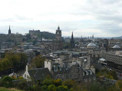 More Edinburgh from Calton Hill