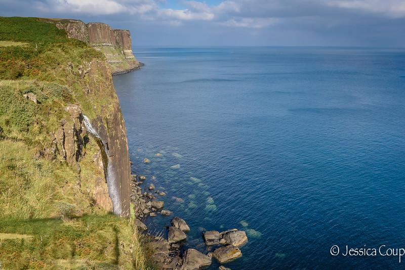 Kilt Rock and Waterfall