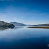 A Loch at Eilean Donan Castle