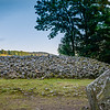 Sunset at Clava Cairns