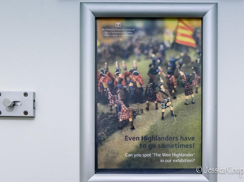 Highlander Potty Humor