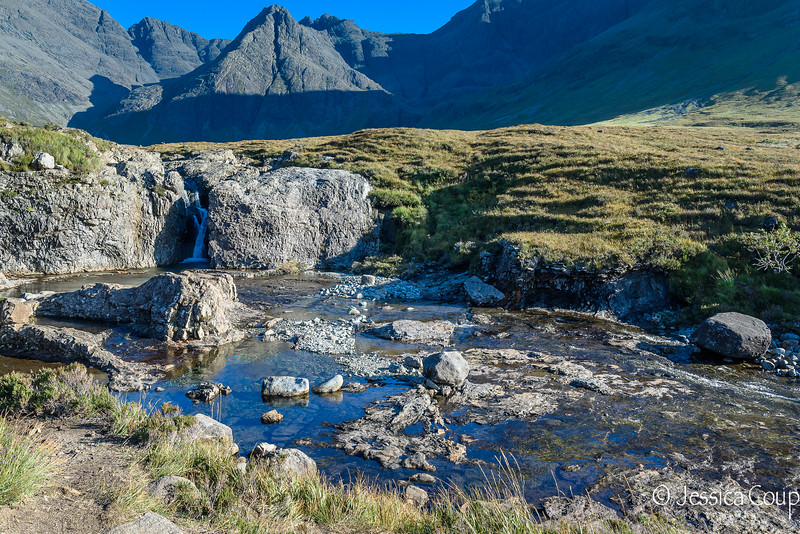 Fairy Pools and Waterfalls