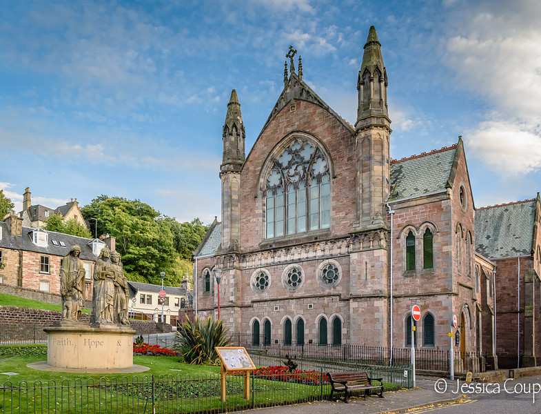 Ness Bank Church of Scotland