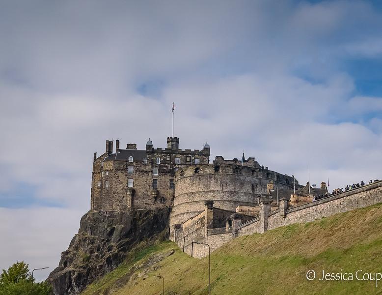 Castle Close Up