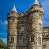 Royal Apartment Towers to Mary, Queen of Scots