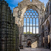 Ruined of Augustinian Holyrood Abbey