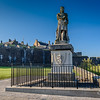 Robert the Bruce at Stirling Castle