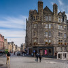 Bonny Buildings of Edinburgh